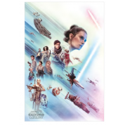 Pyramid Maxi Poster - Star Wars: The Rise of Skywalker (Rey) (5 Posters)