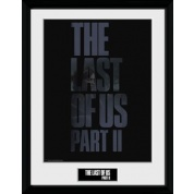 GBeye Collector Print - The Last Of Us 2 Logo