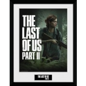 GBeye Collector Print - The Last Of Us 2 Key Art