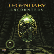 Legendary Encounters: An Alien Deck Building Game - EN