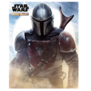 Pyramid Mini Poster - Star Wars: The Mandalorian (Sand) (5 Posters)