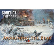 Conflict of Heroes: Awakening the Bear! (2nd Edition) - EN