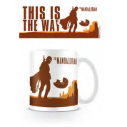 Pyramid Everyday Mugs - Star Wars: The Mandalorian (This is the Way)