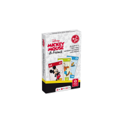 Disney Mickey & Friends - Quartett 4 in 1 - DE