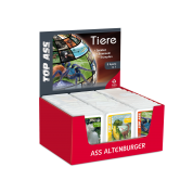 Display TOP ASS Tiere, 6-fach sortiert - DE