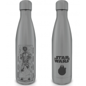 Pyramid Metal Drinks Bottles - Star Wars (Han Carbonite)