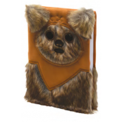 Pyramid Premium A5 Notebooks - Star Wars (Ewok) Furry