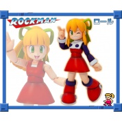 Mega Man - Megaman 2 / Roll Plastic Model Kit 13cm