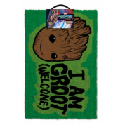 Pyramid Door Mats - Guardians Of The Galaxy Vol. 2 (Baby Groot)