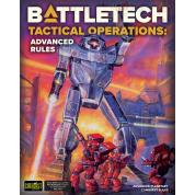 BattleTech Tactical Operations: Advanced Rules - EN