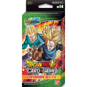 DragonBall Super Card Game - Expansion Set BE14 Display (8 Units) - EN