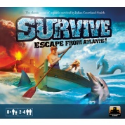 Survive Escape From Atlantis 30th Anniv - EN