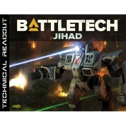 Battletech Technical Readout Jihad - EN