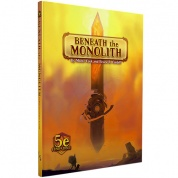 Numenera Beneath the Monolith (for 5e) (For Brick & Mortar Stores only) - EN
