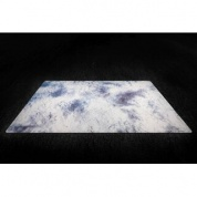 "Kraken Wargames Gaming Mat - Snow Plain 44""x60"" 2.0"