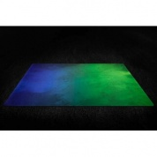 Kraken Wargames Gaming Mat - Splash Blue Green BG (160 x 85 cm) 2.0