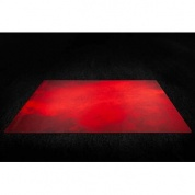 Kraken Wargames Gaming Mat - Splash Red 6x3 2.0