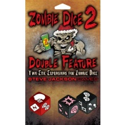 Zombie Dice 2 Double Feature - EN