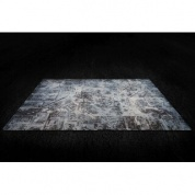 "Kraken Wargames Gaming Mat - Winter Warzone City 44""x60"" 2.0"