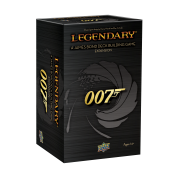 Legendary: 007 A James Bond Deck Building Game Expansion - EN