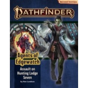 Pathfinder Adventure Path: Assault on Hunting Lodge Seven (Agents of Edgewatch 4 of 6) (P2) - EN