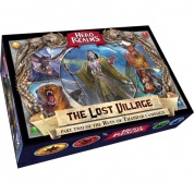 Hero Realms Campaign - The Lost Village Display (6 Packs) - EN