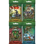 Epic Card Game Lost Tribe Display - EN