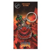 Doom - Limited Edition Keyring