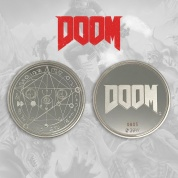 Doom - Limited Edition Coin 25th anniversary coin