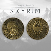 Elder Scrolls - Limited Edition Coin