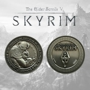 Skyrim - Limited Edition Coin