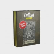 Fallout Limited Edition Perk Card - Perception