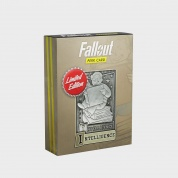 Fallout Limited Edition Perk Card - Intelligence