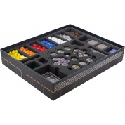Feldherr organizer for Gaia Project - board game box