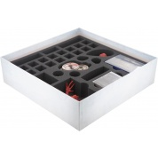 Feldherr foam tray set for Resident Evil 2: The Board Game - box