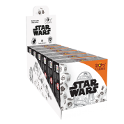 Story Cubes Star Wars (6er-Display) - DE