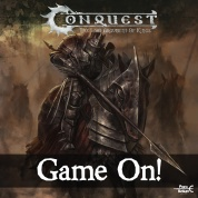 Conquest: The last Argument of Kings - Warlord Game on Bundle - EN