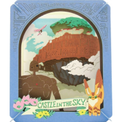 Ghibli - Castle in the Sky - Ensky Paper Theater