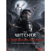 The Witcher TRPG: A Witcher's Journal - EN