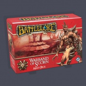 FFG - BattleLore: Warband of Scorn Army Pack - EN