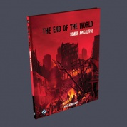 FFG - The End of the World: Zombie Apocalypse RPG - EN