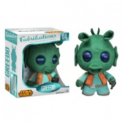 Funko Fabrikations: Star Wars - Greedo Plush Action Figure 6-inch