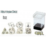 Neutron Dice Ice (7 Dice Set)