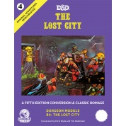 Original Adventures Reincarnated #4 - The Lost City- EN
