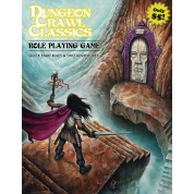 Dungeon Crawl Classics RPG Quick Start Rules - EN