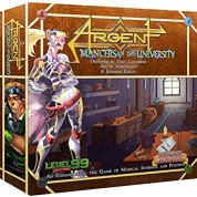 Argent: Mancers of the University - 2nd Edition (Argent Expansion) - EN