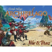 War & Peace - Archipelago Expansion - EN