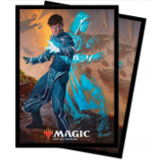 UP - Standard Deck Protectors - Magic: The Gathering Zendikar V1 (100 Sleeves)