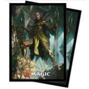 UP - Standard Deck Protectors - Magic: The Gathering Zendikar V3 (100 Sleeves)