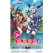 Weiß Schwarz - Booster Display: KONOSUBA: God's blessing on this wonderful world! Legend of Crimson (20 Packs) - EN